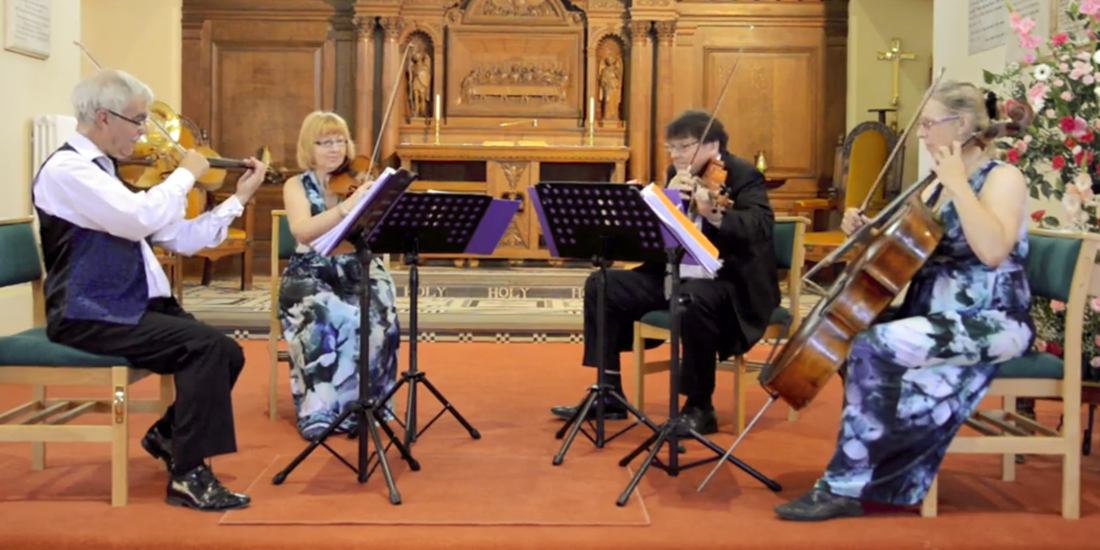 Scherzando String Quartet